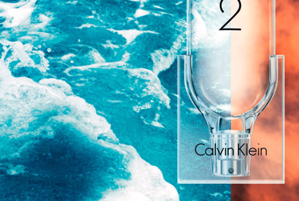 Lanzamiento fragancia CK2